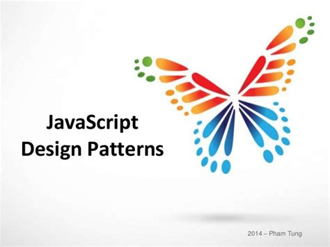 design pattern in javascript javascript common design patterns