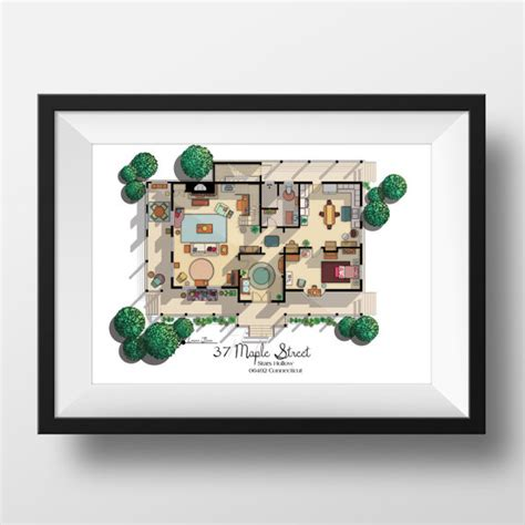 gilmore girls house plan new gilmore girls house floor plan lorelai and rory s