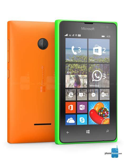 Microsoft Nokia Lumia microsoft lumia 435 specs