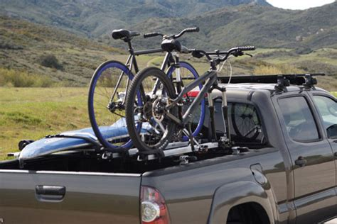 Bike Rack For Truck Bed by Inno Truck Rack Stays Best Price On Truck Bed Bike Rack