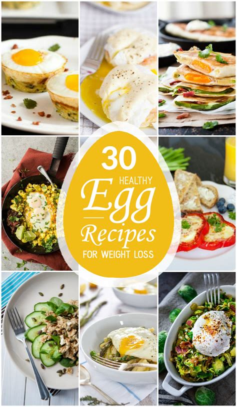 healthy fats eggs 30 healthy egg recipes for weight loss