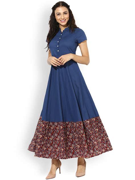 blue frocks dress design 1761 fashion designer