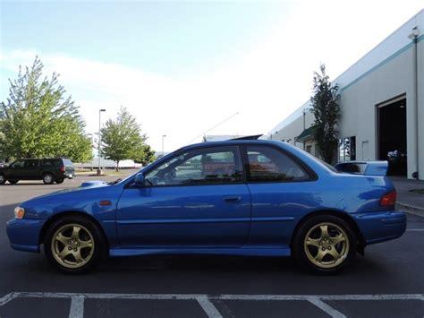 1998 Subaru Rs by 1998 Subaru Impreza Rs Coupe 2 5 Rs Awd Sti Wrx