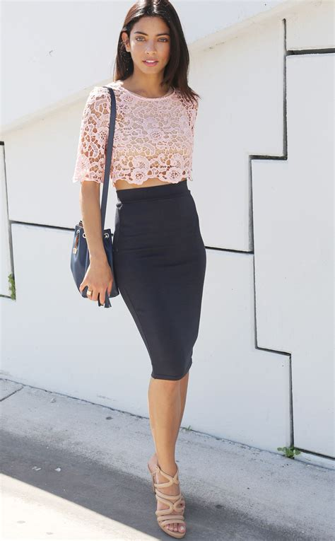 midi pencil skirt cerca  google