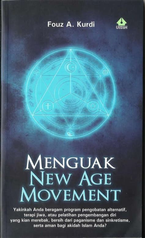 Buku Agek menguak new age movement dakwatuna