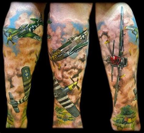 jet life tattoo flying jet by oliver jerrold tattoos