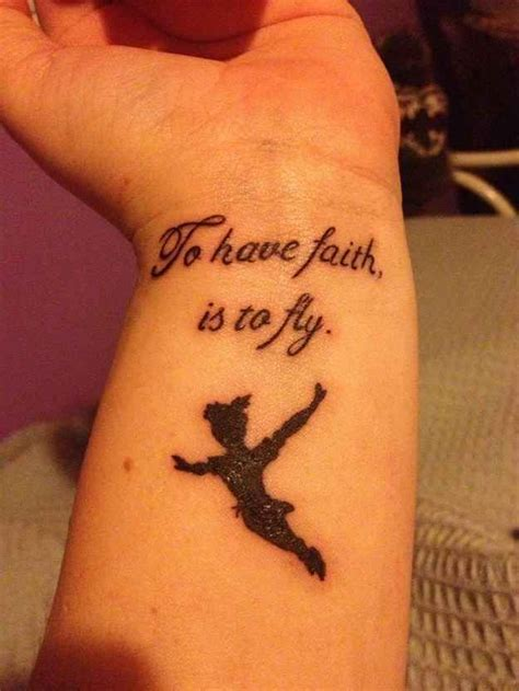 small peter pan tattoo 775 best images about quotes on quote