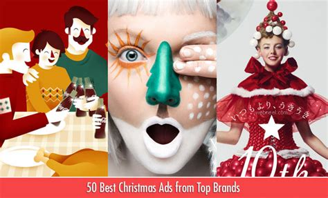 50 best christmas advertisements from top brand ads around