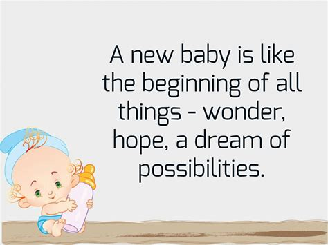 new baby quotes new baby quotes text image quotes quotereel