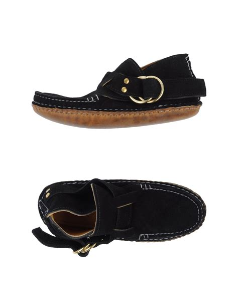 quoddy shoes quoddy shoe boots in black lyst