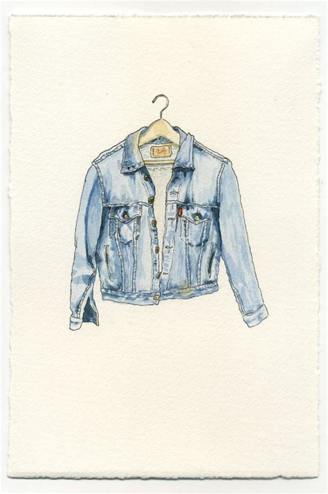 fashion illustration denim epherma friends garment illustrations