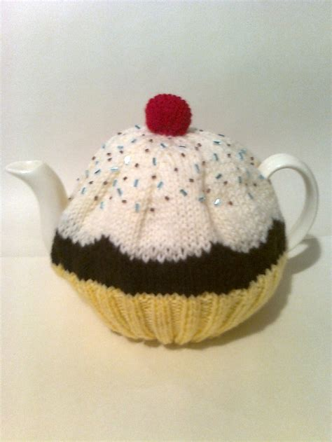 cupcake tea cosy knitting pattern free cupcake tea cosy cake ideas and designs