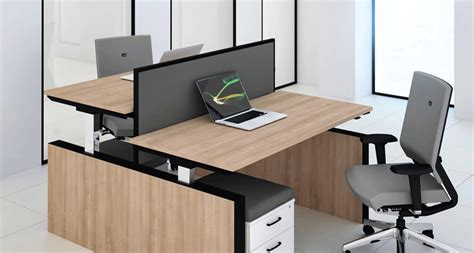 sit stand office desk progress sit stand desk city office furniture