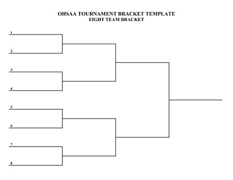 brackets templates blank bracket template for tournament blank bracket