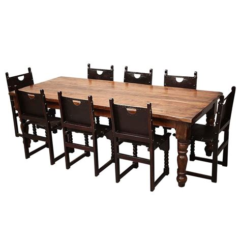 dining table 8 people dining table size