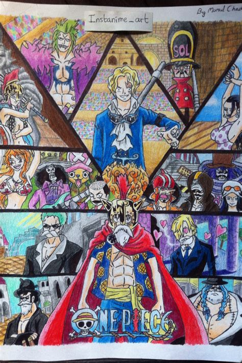 one dressrosa arc my favourite drawing of one dressrosa arc by