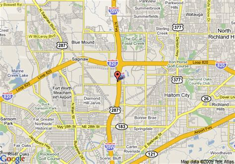 map of downtown fort worth texas baymont inn suites fort worth fort worth deals see hotel photos attractions near
