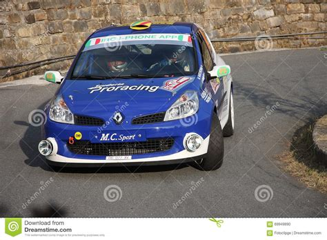 renault clio rally car renault clio rally car editorial image cartoondealer com