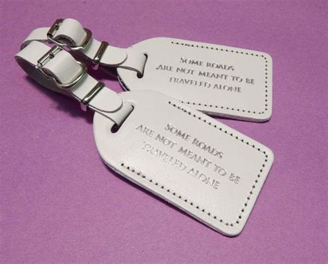free printable wedding luggage tags white wedding escort favor leather luggage tag summer sale