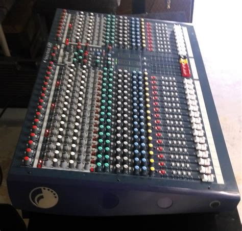 Audio Mixer Soundcraft Lx7ii soundcraft lx7ii 24 image 1420965 audiofanzine