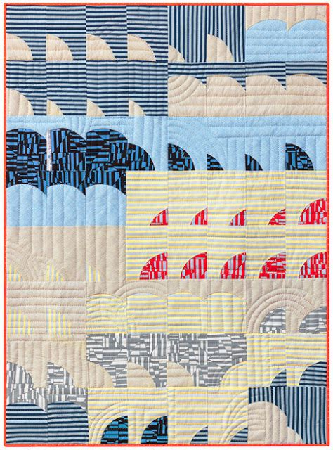 jersey path pattern montreal modern quilt guild
