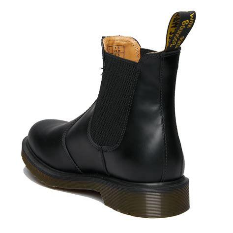uk 6 uk 15 dr martens chelsea dealer boots black leather