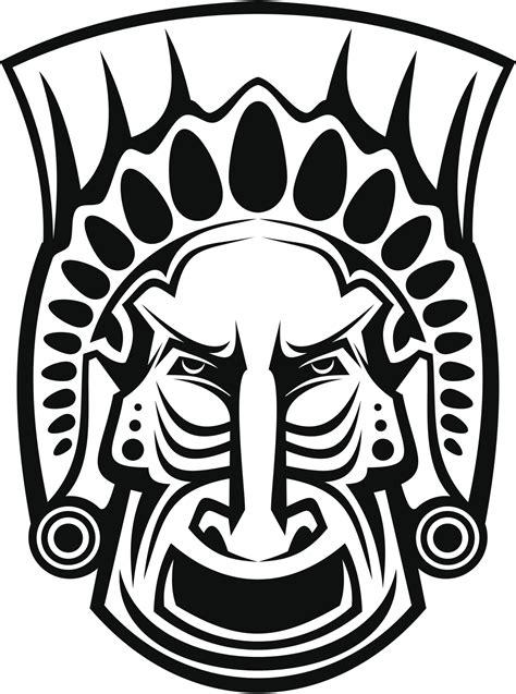 imagenes de aztecas blanco y negro dibujos aztecas dibujos