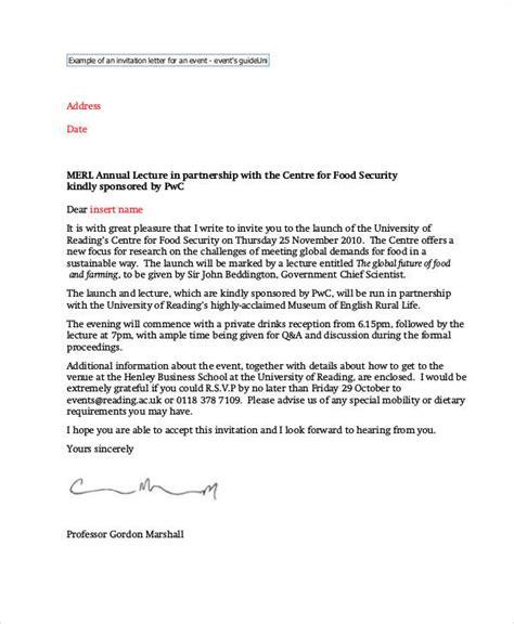 Invitation Letter For Distributor Conference invitation letter for distributor conference 28 images