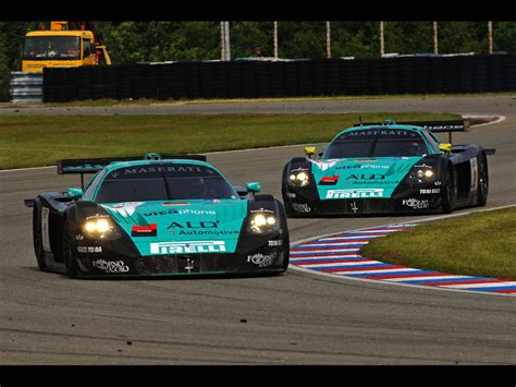 maserati mc12 race car maserati mc12 race car