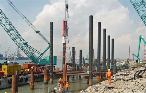 buildings concrete engineering pte ltd concrete engineering pte ltd the new floating dry dock for