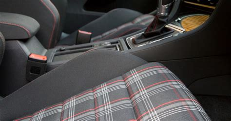 where did porsche originate here s where vw s tartan gti seats originate from
