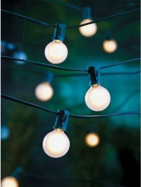 Target Patio Lights Room Essentials Frosted Globe Lights Contemporary Outdoor Lighting By Target