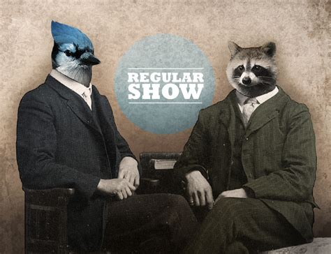 regularshow blue jay and rigby is the raccoon printable mordecai rigby chase kunz