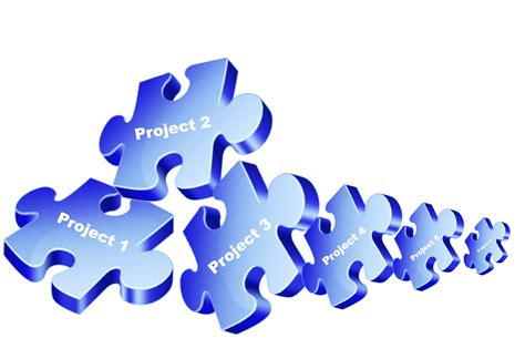 projects for project data or as
