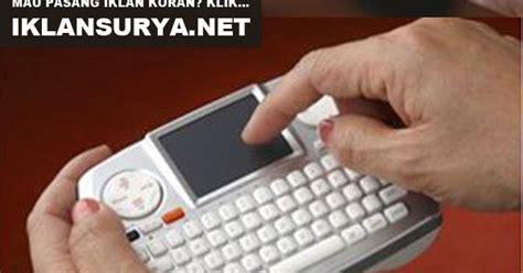 Keyboard Wireless Untuk Laptop mini keyboard wireless untuk pc windows dan mac inilah info