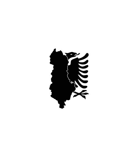 Blaues X Aufkleber Auto Bedeutung by Car Tattoo Aufkleber Albanien Adler I