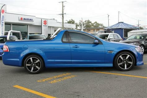 Used Cars Utes Brisbane 2009 My09 5 Holden Ute Ve My09 5 Ss Utility For Sale In