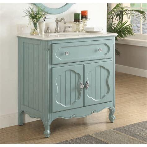 shop  benton collection knoxville vintage blue bathroom