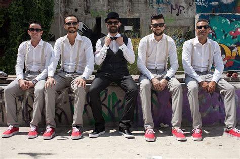 Sugar Bride Blog   Skater Groom ad Best Men. Vans slip on