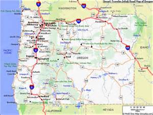 map of northwest cities map of oregon search pacific northwest oregon