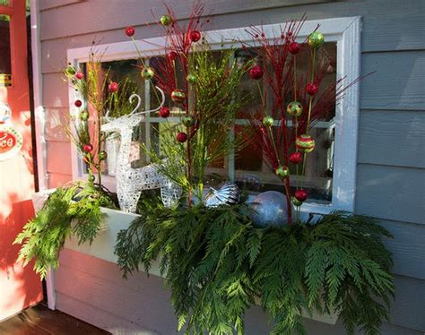 diy christmas outdoor decorations ideas craftriver