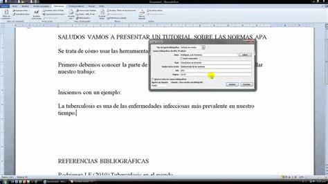como hacer una bibliografia imagui las normas apa para citas y referencias bibliogr 225 ficas mp4 youtube
