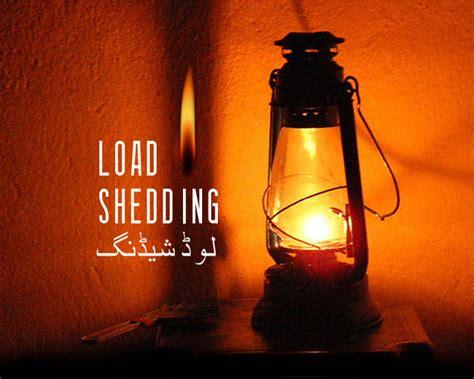 Load Shedding by Loadshedding In Pakistan Essay On Loadshedding Sle Of