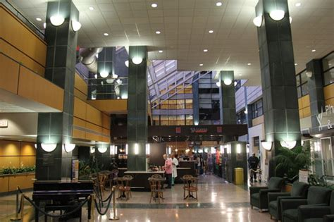 brent house hotel adjacent hospital atrium with coffee bar etc picture of brent house hotel