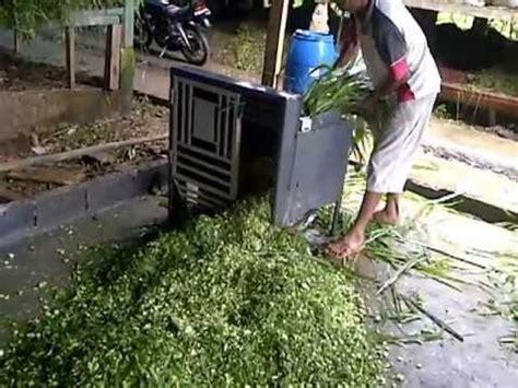 Mesin Perajang Rumput Serbaguna mesin tembakau untuk pencacah rumput