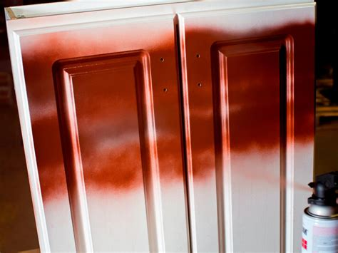 paint finish for cabinets how to paint kitchen cabinets with a sprayed on finish