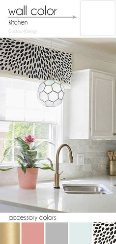 mirrored backsplash in the kitchen the makerista 1000 images about bloggers best color inspiration on