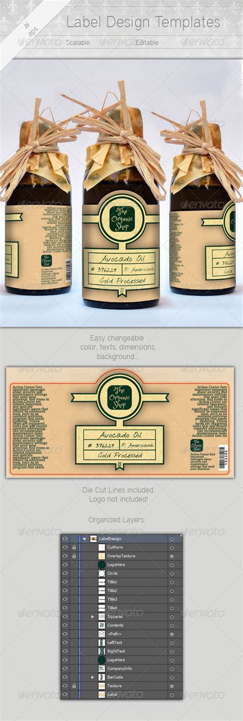 Perfume Label Templates 187 Dondrup Com Perfume Label Design Templates