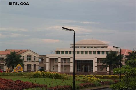 Goa Mba Fees by Bits Pilani On Cus Programmes