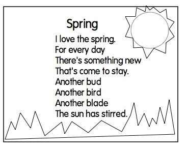 Poems for kids about school that rhyme shel silverstein in english to